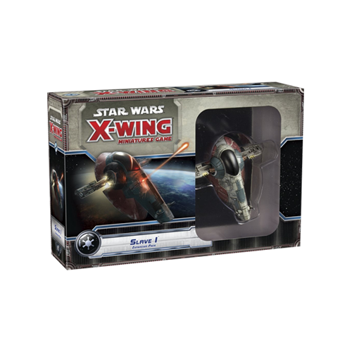 Дополнение к настольной игре Star Wars: X-Wing Miniatures Game – Slave I Expansion Pack