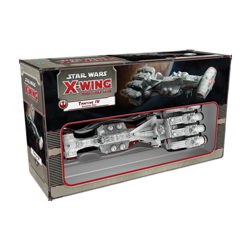 Дополнение к настольной игре Star Wars: X-Wing Miniatures Game – Tantive IV Expansion Pack