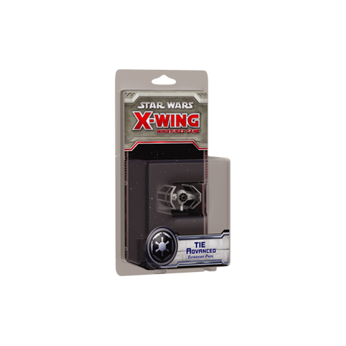 Дополнение к настольной игре Star Wars: X-Wing Miniatures Game – TIE Advanced Expansion Pack