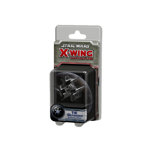 Дополнение к настольной игре Star Wars: X-Wing Miniatures Game – TIE Defender Expansion Pack
