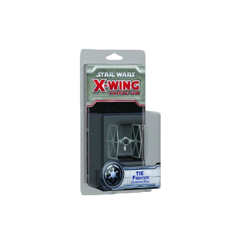 Дополнение к настольной игре Star Wars: X-Wing Miniatures Game – TIE Fighter Expansion Pack