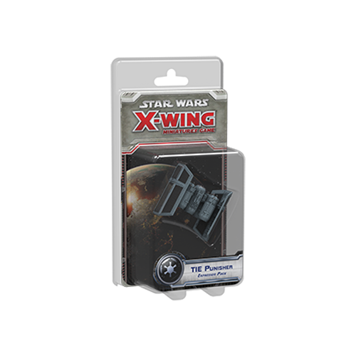 Дополнение к настольной игре Star Wars: X-Wing Miniatures Game – TIE Punisher Expansion Pack