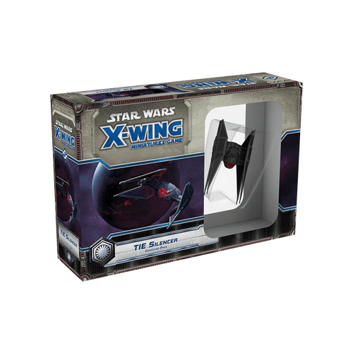Дополнение к настольной игре Star Wars: X-Wing Miniatures Game – TIE Silencer Expansion Pack