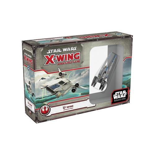Дополнение к настольной игре Star Wars: X-Wing Miniatures Game – U-Wing Expansion Pack