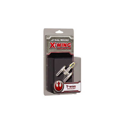 Дополнение к настольной игре Star Wars: X-Wing Miniatures Game – Y-Wing Expansion Pack