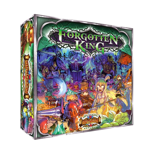 Настольная игра Super Dungeon Explore: Forgotten King