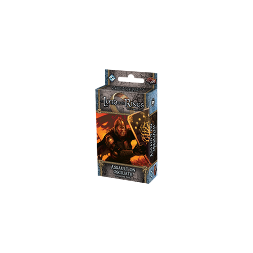 Дополнение к настольной игре The Lord of the Rings: The Card Game – Assault on Osgiliath
