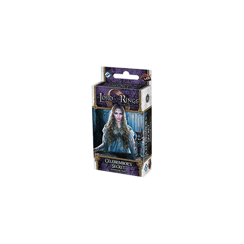 Дополнение к настольной игре The Lord of the Rings: The Card Game – Celebrimbor's Secret