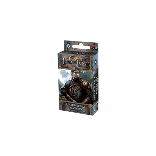 Дополнение к настольной игре The Lord of the Rings: The Card Game – Encounter at Amon Dîn