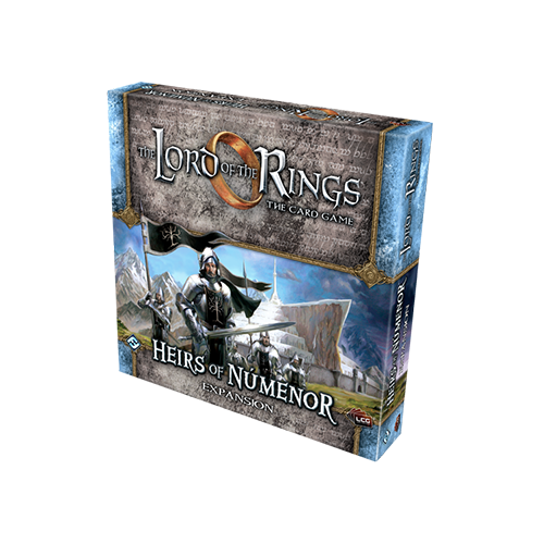 Дополнение к настольной игре The Lord of the Rings: The Card Game – Heirs of Númenor
