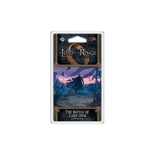 Дополнение к настольной игре The Lord of the Rings: The Card Game – The Battle of Carn Dûm