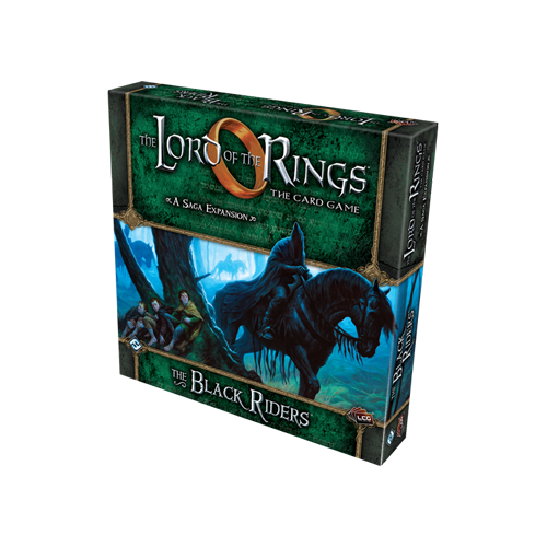 Дополнение к настольной игре The Lord of the Rings: The Card Game – The Black Riders