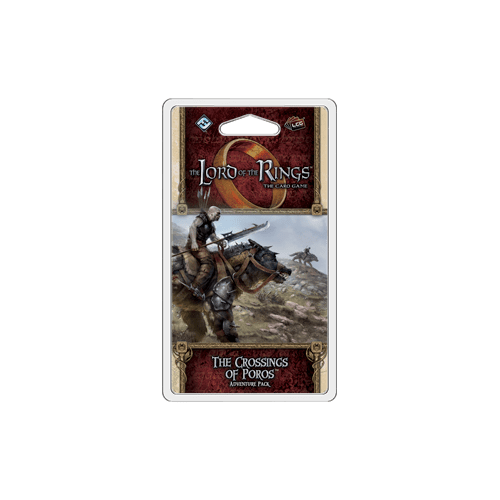 Дополнение к настольной игре The Lord of the Rings: The Card Game – The Crossings of Poros