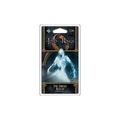 Дополнение к настольной игре The Lord of the Rings: The Card Game – The Dread Realm