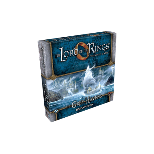 Дополнение к настольной игре The Lord of the Rings: The Card Game – The Grey Havens