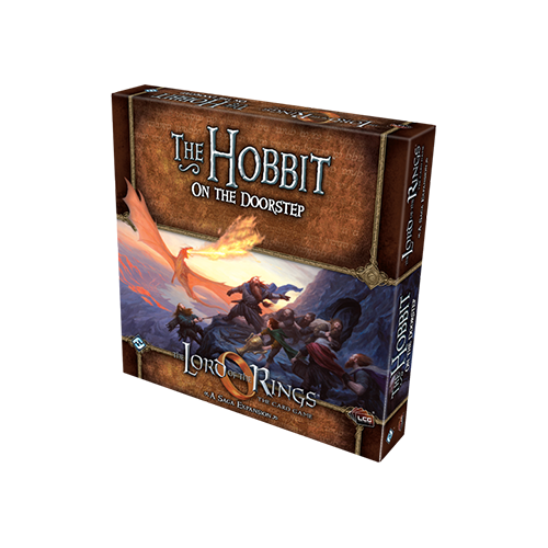 Дополнение к настольной игре The Lord of the Rings: The Card Game – The Hobbit: On the Doorstep