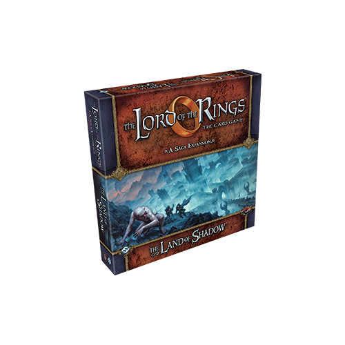 Дополнение к настольной игре The Lord of the Rings: The Card Game – The Land of Shadow