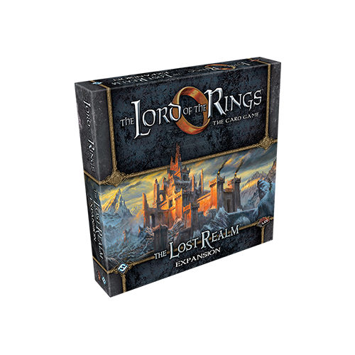 Дополнение к настольной игре The Lord of the Rings: The Card Game – The Lost Realm