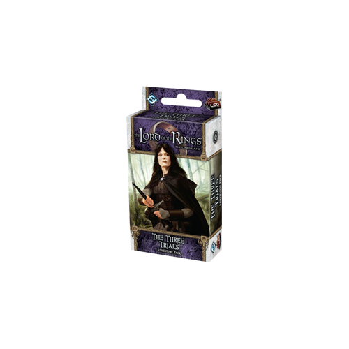 Дополнение к настольной игре The Lord of the Rings: The Card Game – The Three Trials