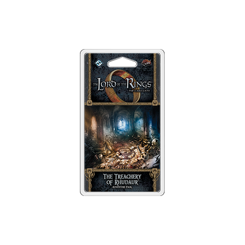 Дополнение к настольной игре The Lord of the Rings: The Card Game – The Treachery of Rhudaur