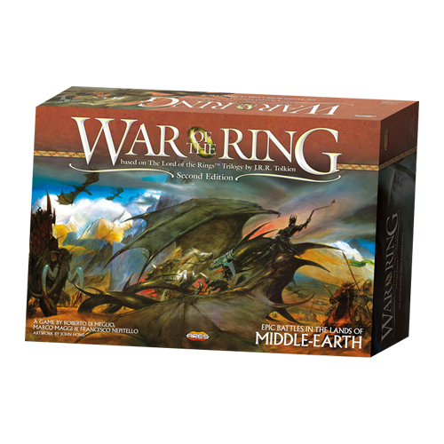 Настольная игра War of the Ring (second edition)