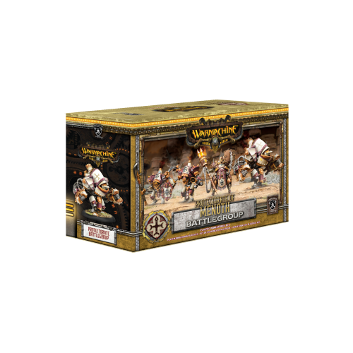 Дополнение к настольной игре Warmachine MK III: Protectorate of Menoth Battlegroup Starter Box