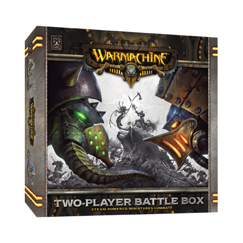 Настольная игра Warmachine MK III: Two-Player Battle Box