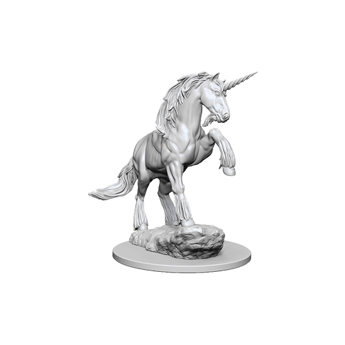 Набор Миниатюр Pathfinder Deep Cuts Unpainted Miniatures - Unicorn